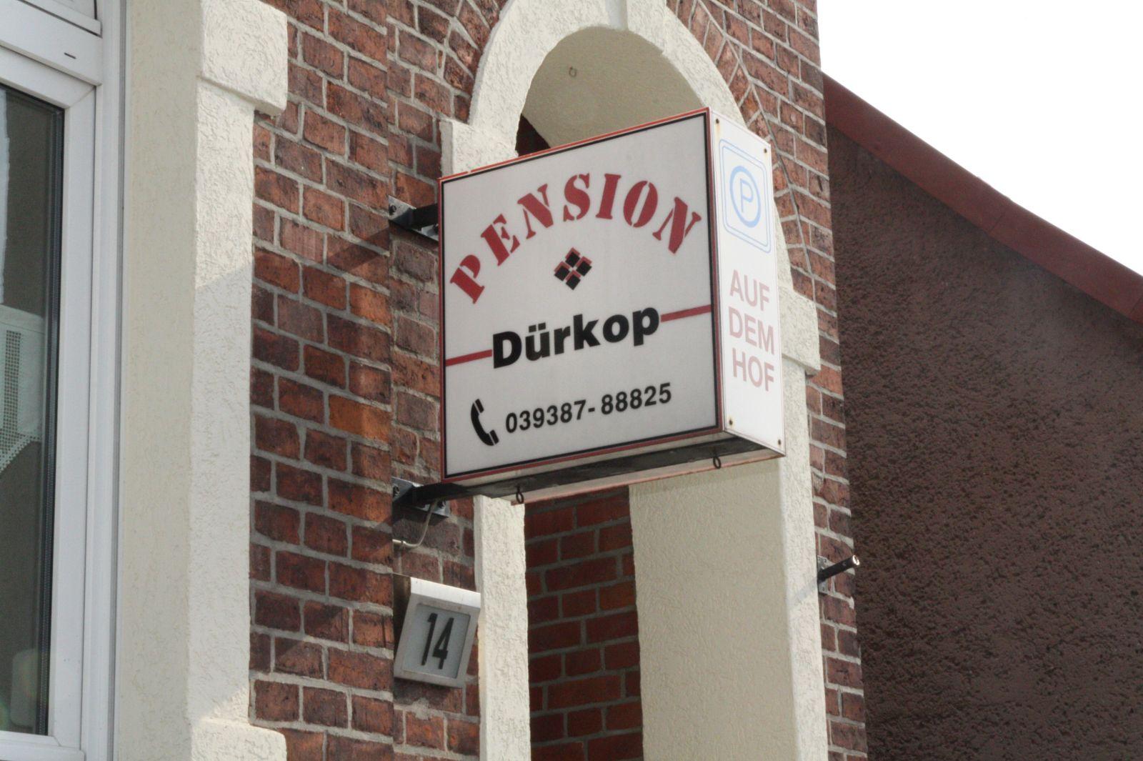 pension duerkop zimmer frei